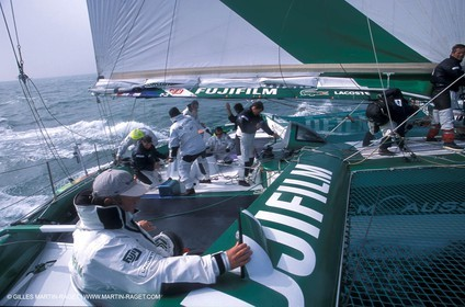 2002 ORMA Multihulls Championship - Fecamp Grand Prix