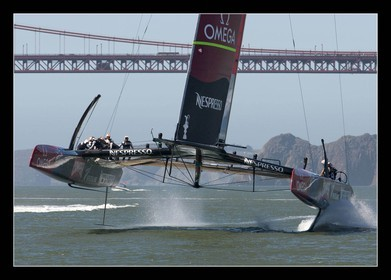 AC 2013 - Emirates Team New Zealand 2