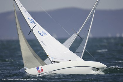 2005 Hyeres Sailing Week (SOF) - 2.4 Parlympic