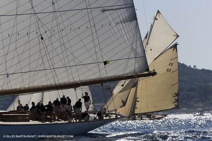 06 10 2006 - Saint Tropez (Fr) - Voiles de Saint Tropez 2006