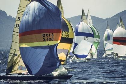 6 m JI World's, Cannes