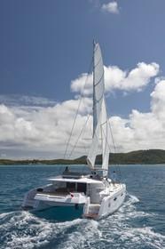 02 02 2012 - Pointe à Pitre (Guadeloupe) - Chantier Fountaine Pajot - Sanya 57