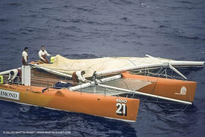 Sailing, Yacht Racing, Multihulls, Formula 40