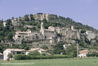 Montbrun les Bains - Drôme provençale - Higher Provence village