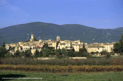 Lourmarin - Lubéron - Higher Provence village