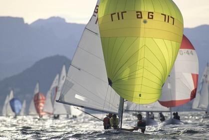 Sailing, One design, Dragon, Régates Royales Cannes