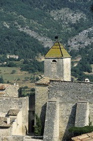 Higher Provence village - Vaucluse - Aurel