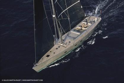 Sailing, Sailing Super Yachts, Wally Yachts, Darkshadow