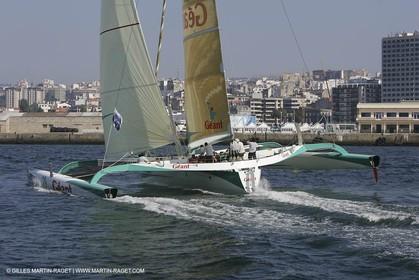 2005 Galicia Grand Prix - Day 1 - Géant