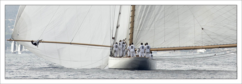 25 09 2016, Saint-Tropez (FRA,83), Voiles de Saint-Tropez 2016, Light WindProduct: in house made quality print on 8 ultrachome colors Epson ink Jet printer.Available sizes: . 20x 60 cm. 33 x 95 cm. 52 x 150 cmAvailable papers: . Standard 250 gr glossy paper print, black streak, white margin, no signature. Top quality glossy 290 gr. paper, black streak, white margin, checked and signed by the author. Fine Art print (signed, numbered, stamped, registered) on demand. Other supports (Canvas, Acrylic, Metal) on demandPackaging: cylindric reinforced tubeShipping options: regular mail or Shipping companyClick on the basket icon to select your options and start the online ordering process