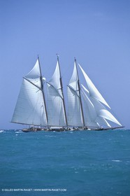 Antibes (FRA), Antibes classic sails, Shenandoah
