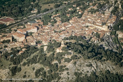 France, Provence, Marseille, villages-quartiers, Allauch