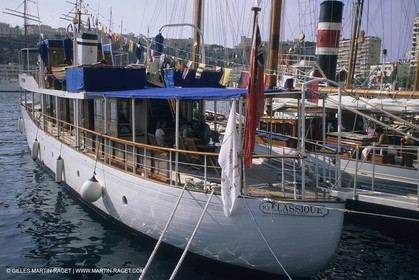 Classic Yachts, Classic Motor yachts, Classique