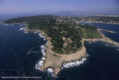France, Provence, Côte d'Azur, Littoral, Cap D'Antibes