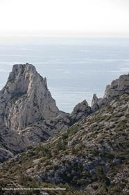 11 03 2009 - Marseille (FRA, 13) - Les Calanques - AI.guille de Sugitton