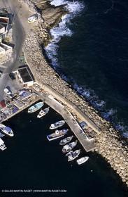 Madrague harbour
