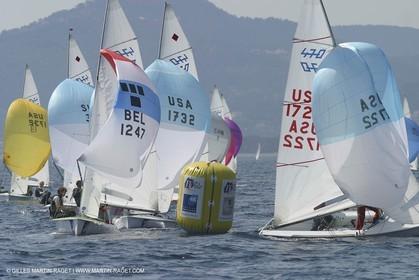 2003 Hyeres Sailing Week (SOF) - 470 Women