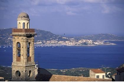 Corsica - Calvi Bay.