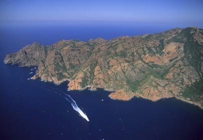 Corsica - Scandola park