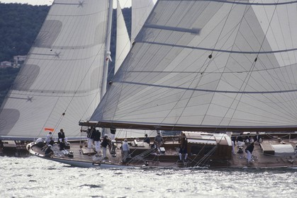Classic Yachts, J Class, Candida