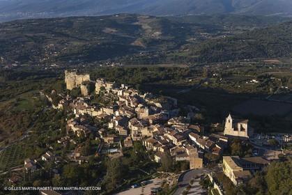 29 10 2012 - Saignon (FRA,84) - Luberon as seen from above