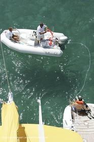 Waterskiing - Wakeboard - Privilege 585 - Matira - Martinique - Caribbean