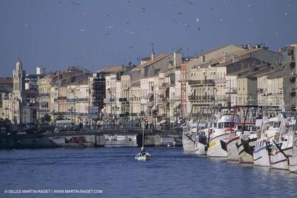 France, Languedoc Roussillon, Sète