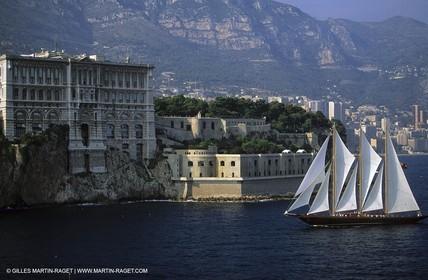 Monaco - Oceanography Museum