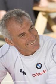 08 09 2008 - Anacortes (WA, USA) - America's Cup - BMW ORACLE Racing - 90 ft trimaran sea trials - Day 6