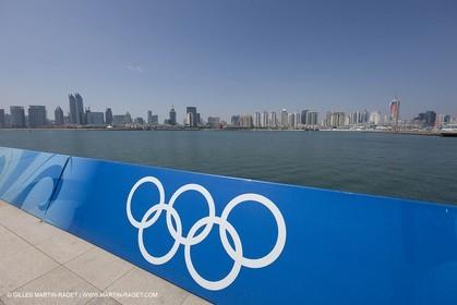 07 08 2008 - Qingdao (CHN) - Olympic games - The olympic Marina