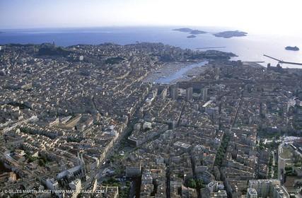 Marseille - Old harbour - Frioul Islands