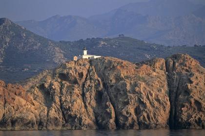 France, Corsica, west coast