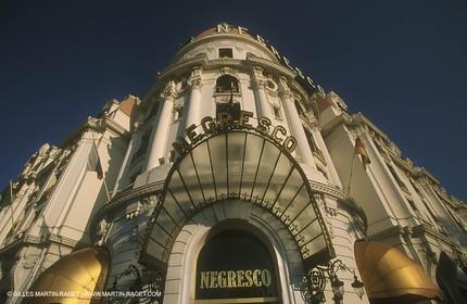 Negresco Hotel - Nice