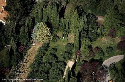 Aix en Provence - Private park