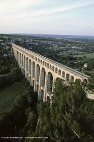Aix en Provence area - Roquefavour bridge