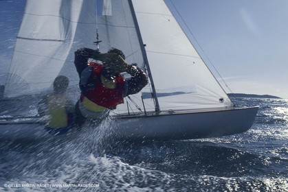 Sailing, dinghies, Olympic series