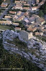 France, Provence, Villages des Alpilles, Aureille
