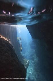 29 07 2009 - Marseille (FRA, 13) - Les Calanques - Capelan cave
