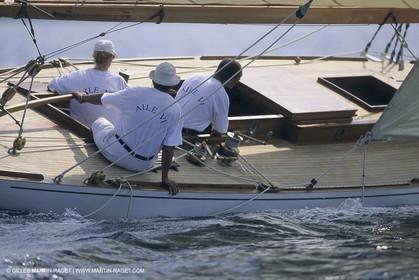 Classic Yachts, 8 m JI