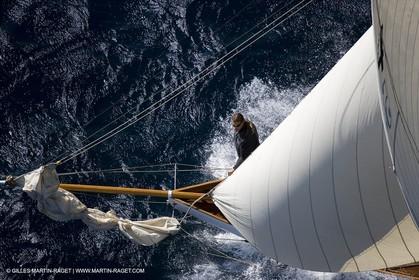07 10 2006 - Saint Tropez (Fr) - Voiles de Saint Tropez 2006 - Bona Fide