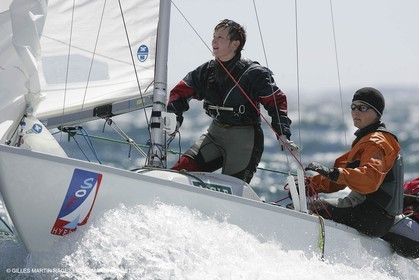 2005 Hyeres Sailing Week (SOF) - Yingling