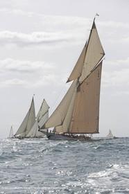 16 09 2006 - Imperia (Ita) - Vela d'epoca 2006 - Lullworth