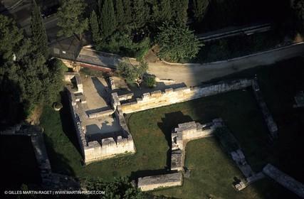 Marseilles, Centre Bourse roman ruins