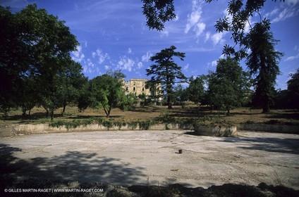 Aubagne - Chateau de ma mère (related to Marcel Pagnol 's book)
