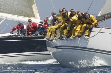 Porquerolles Sailing Week 2004