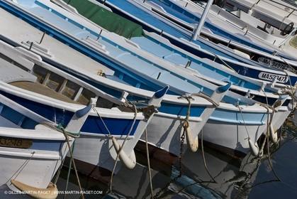 31 08 2007 - La Ciotat (FRA, 13) - Local fishing boats