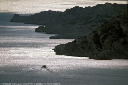 Frioul Island