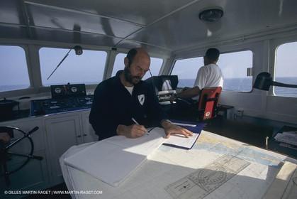 Mrseille-Fos hrounour, pilot service