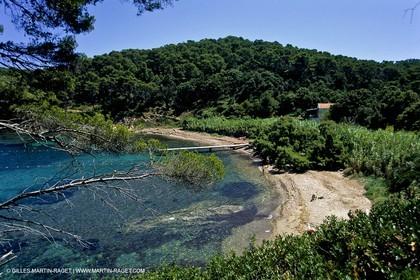 Iles d'Hyeres - Port Cros