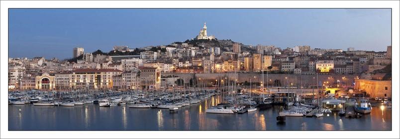 Blue Vieux Port